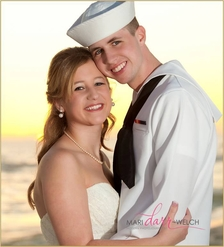 Military Wedding Officiant Okaloosa Island Fort Walton Beach FL