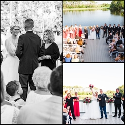 Regatta Bay Wedding, Destin Wedding Officiant, Destin Military Wedding