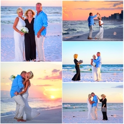 destin wedding officiant, weddings in destin, henderson beach state park wedding