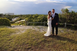 henderson beach wedding