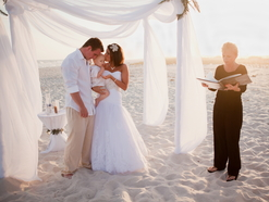 Navarre Beach Wedding Officiant