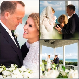 Destin Female Officiant Special Vow Renewal Ceremony
